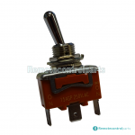 Imet® toggle switch : imet 2 pos toggle switch spring return in018