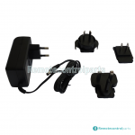 IMET power adapter with cable for battery charger : imet power supply adapter vac code al001
